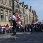 Edinburgh Festival 2016 – Fire Juggler