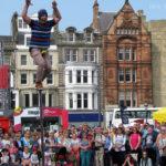 Edinburgh Festival 2016 - Unicycle