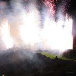 Edinburgh Festival Fireworks concert 2016