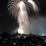 Edinburgh Festival Fireworks Concert 2017